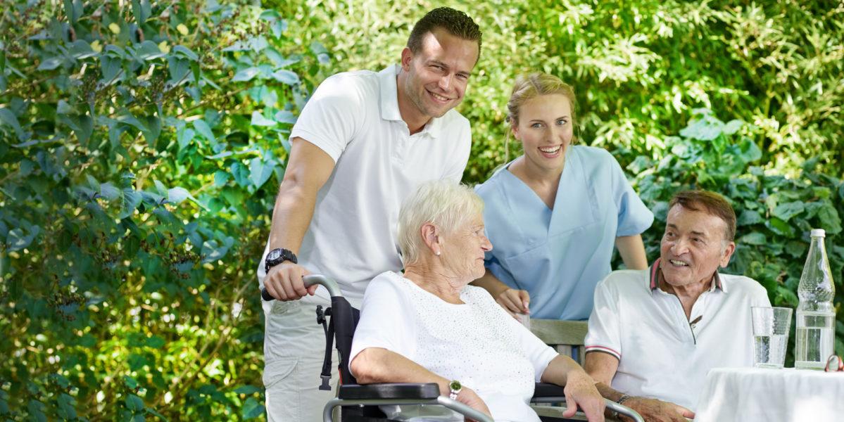 Der optimale Versicherungsschutz sichert Lebensqualität und eigene Werte bis ins hohe Alter