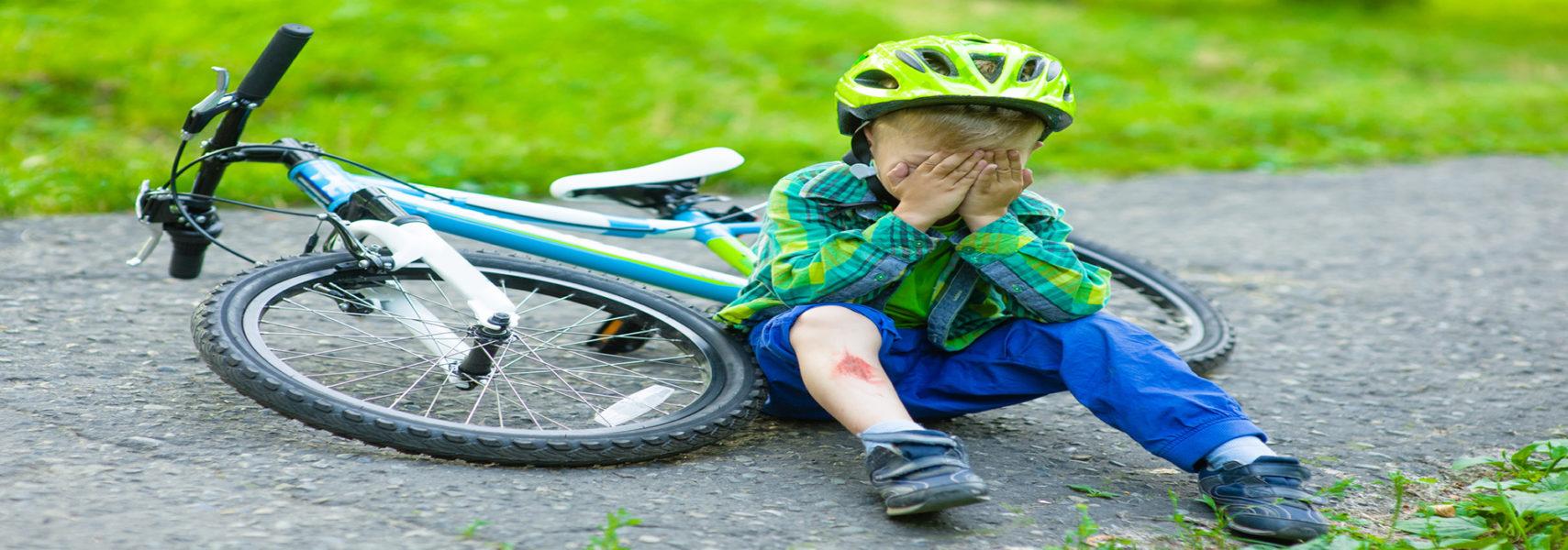 Die Unfallversicherung kann Ihr Kind zwar nicht vor Unfällen schützen, wohl aber die finanziellen Folgen absichern