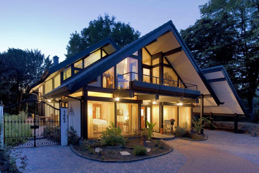 Eine Wohngebäudeversicherung schützt
