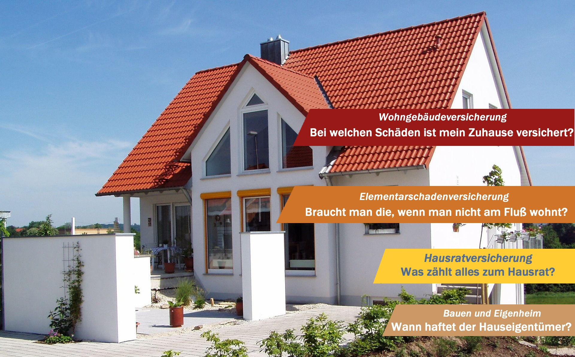 Versicherungen Bad Münstereifel berät Sie unabhängig und transparent, welche Versicherungen Sie benötigen