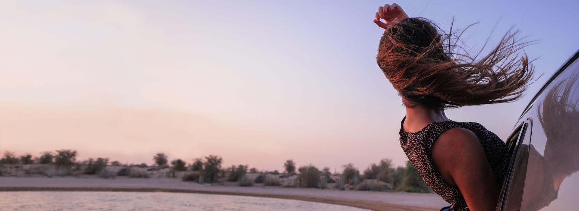 Freiheit auf 4 Rädern: Was könnte es Schöneres geben als einen Roadtrip?