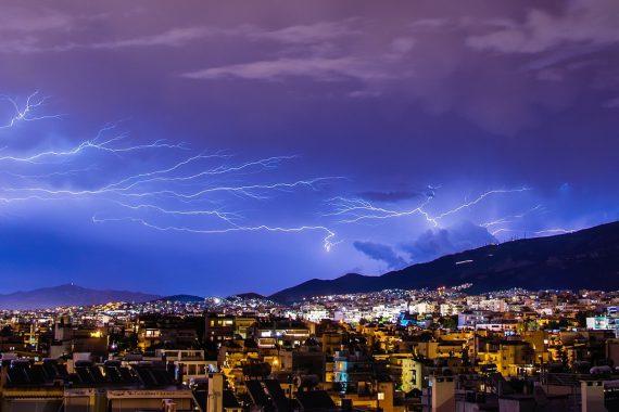Sommergewitter sorgen für Blitzschäden