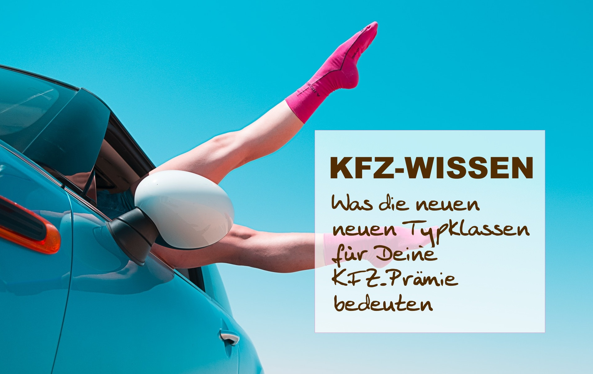 Neue Regional- und KFZ Typklassen ab Dezember 2019