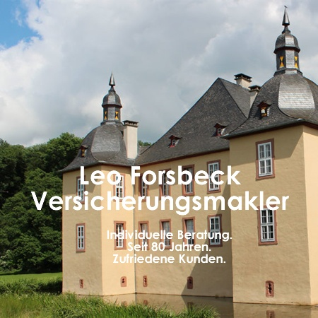 Leo Forsbeck Versicherungsmakler Bad Münstereifel