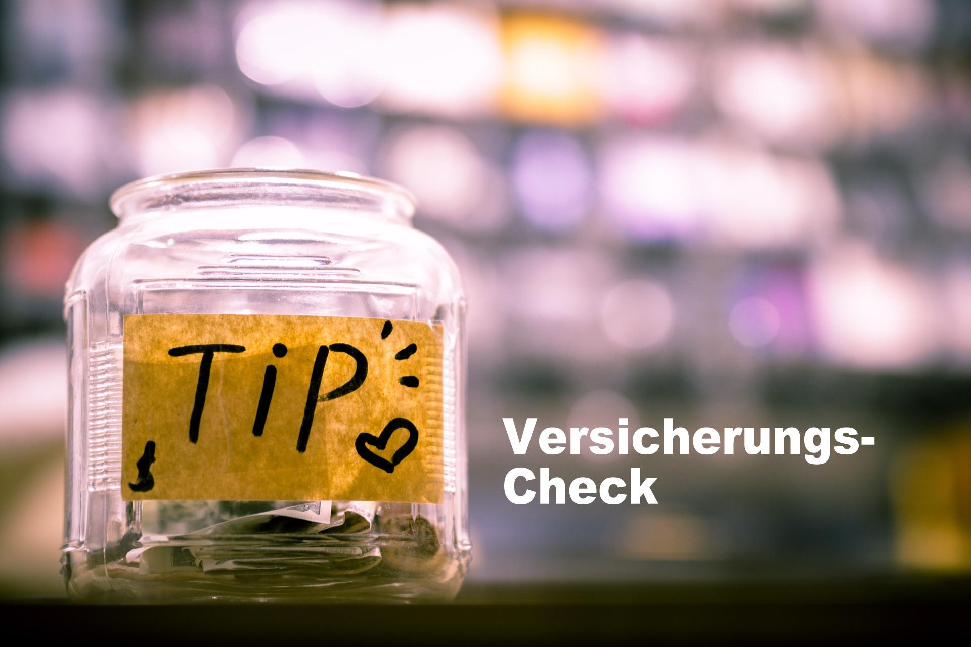 Leo Forsbeck Tipp Versicherungs-Check
