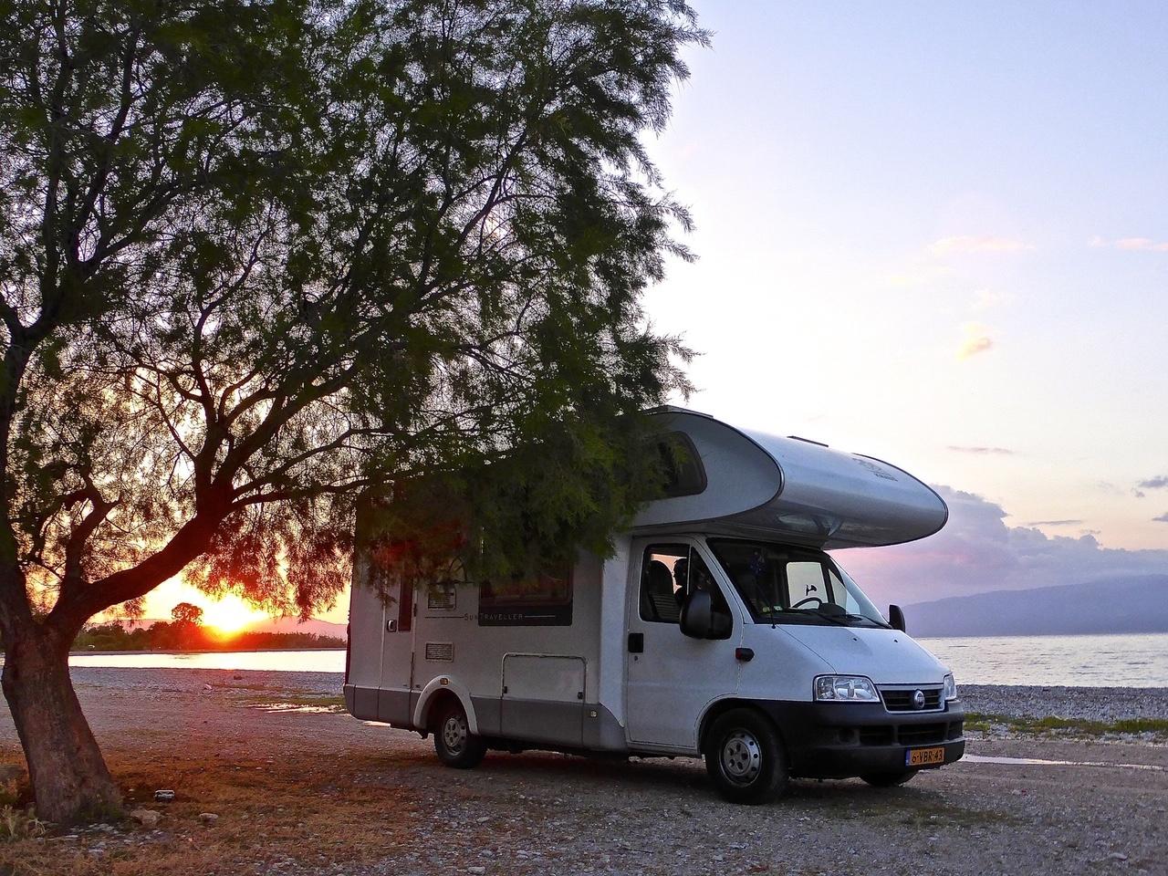 Inhaltsversicherung für Wohnmobile und Wohnwagen