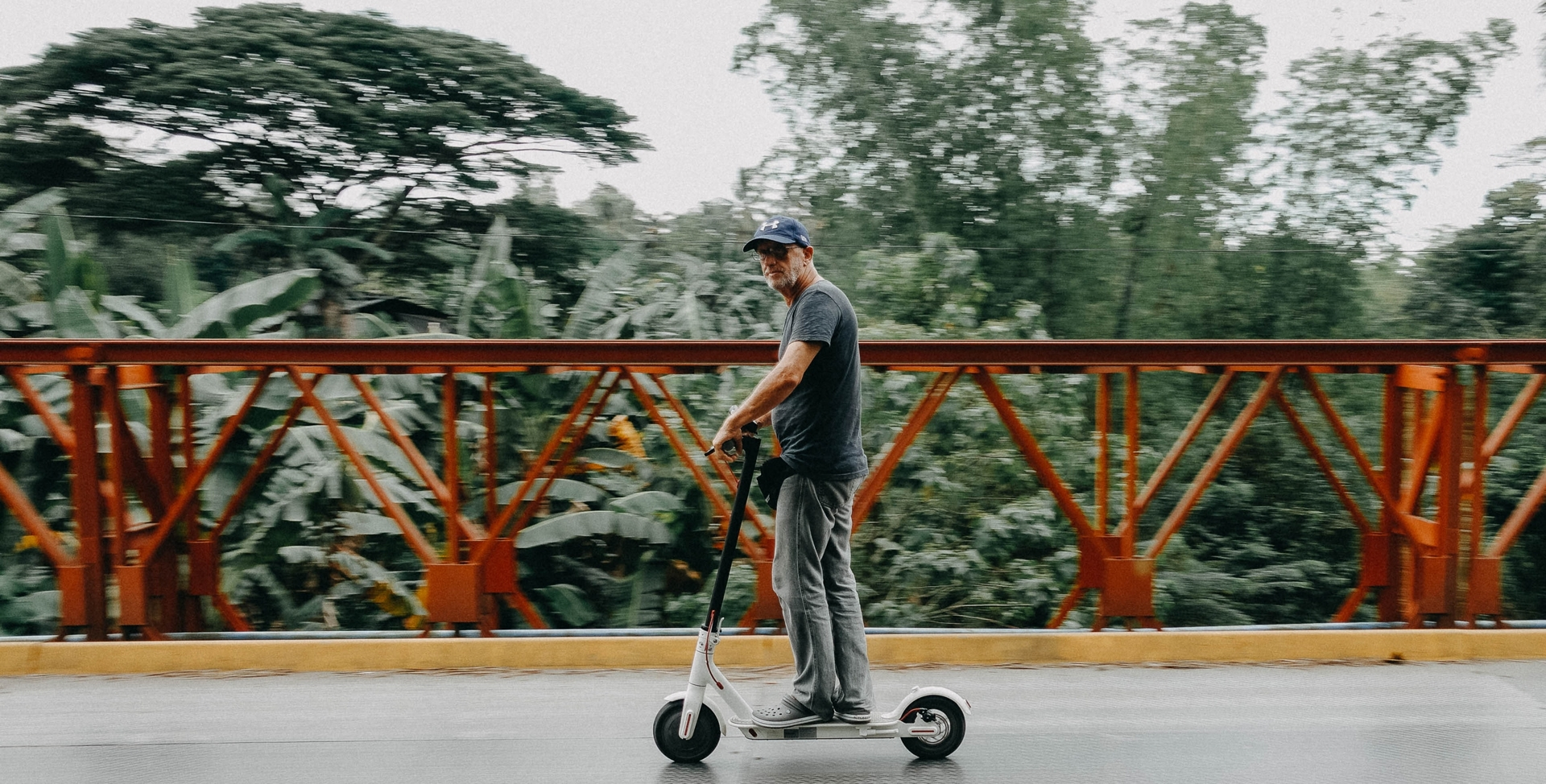 Immer mehr E-Scooter Fahrer landen im Krankenhaus